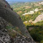 Μετέωρα-Ντούπιανη